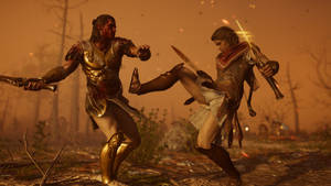 Brother VS Sister (Assassin's Creed Odyssey)