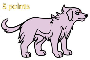 new dog 2 by QuestionUnicorn