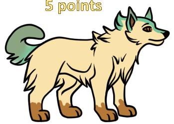 new dog 3 by QuestionUnicorn