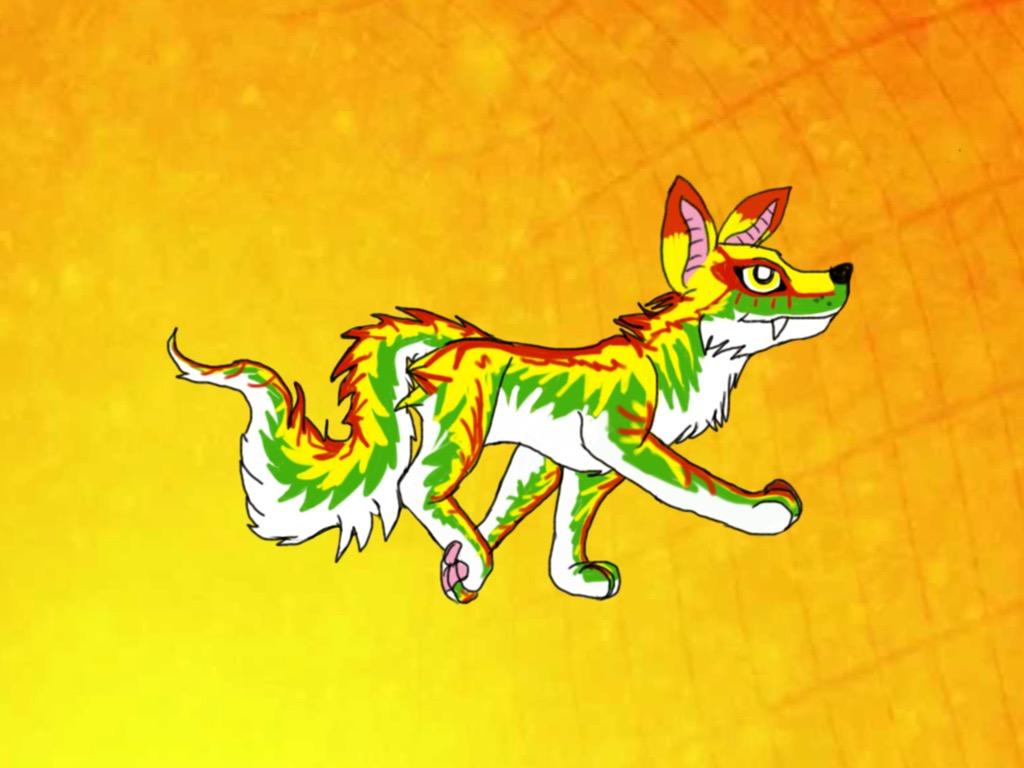 Coyote 1 by QuestionUnicorn