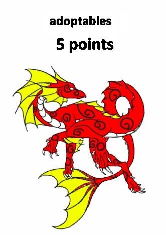 Sea Dragon 1 by QuestionUnicorn