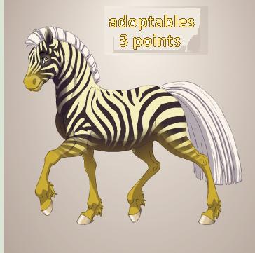 Zebra 1 by QuestionUnicorn