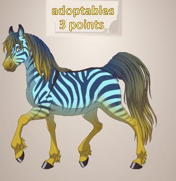 Zebra 3 by QuestionUnicorn
