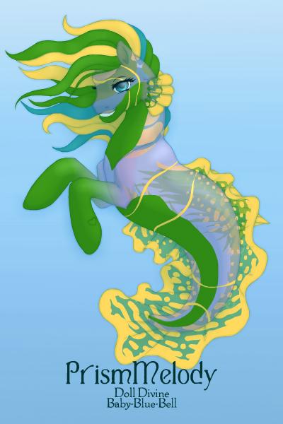 seahorse 7 by QuestionUnicorn