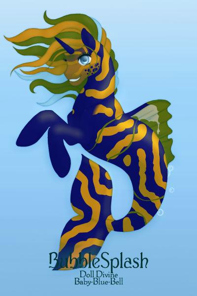 seahorse 8 by QuestionUnicorn