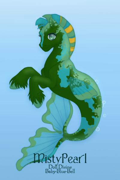 seahorse 11 by QuestionUnicorn