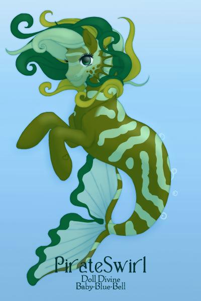 seahorse 12 by QuestionUnicorn