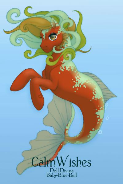 seahorse 16 by QuestionUnicorn