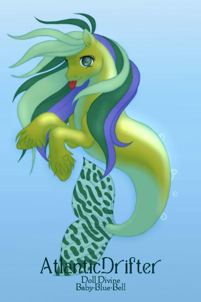 seahorse 18 by QuestionUnicorn