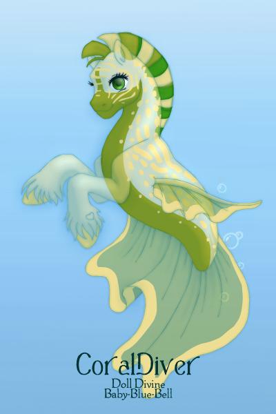 seahorse 19 by QuestionUnicorn