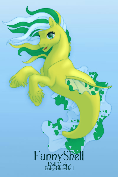 seahorse 21 by QuestionUnicorn