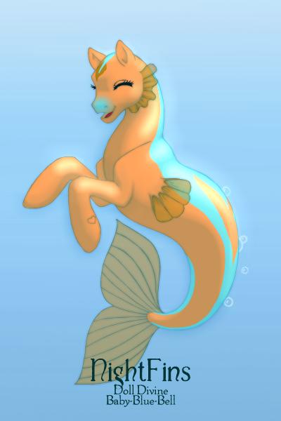 seahorse 26 by QuestionUnicorn