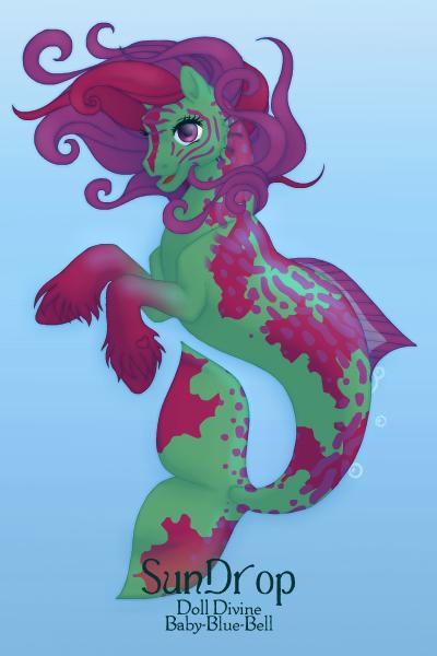 seahorse 27 by QuestionUnicorn