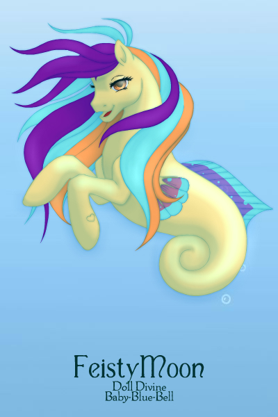 seahorse 29 by QuestionUnicorn