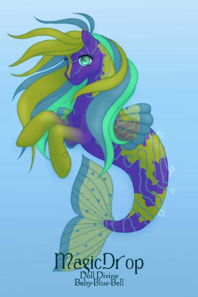 seahorse 32 by QuestionUnicorn