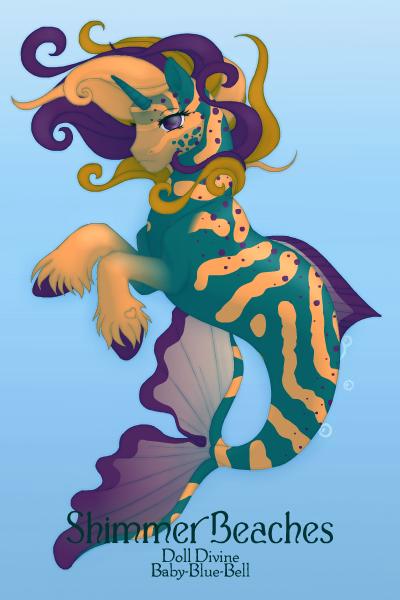 seahorse 33 by QuestionUnicorn