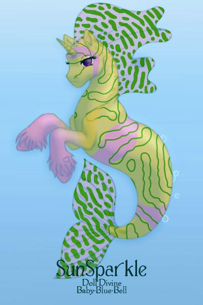 seahorse 36 by QuestionUnicorn