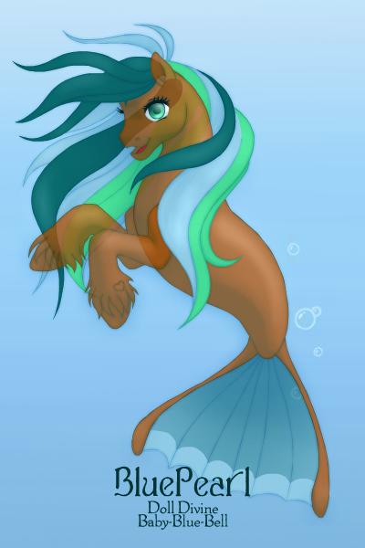seahorse 39 by QuestionUnicorn