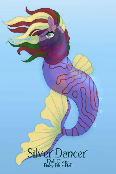 Seahorse 42 by QuestionUnicorn