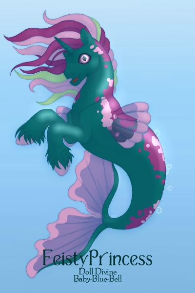 seahorse 48 by QuestionUnicorn