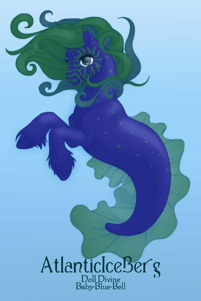 Seahorse 50 by QuestionUnicorn