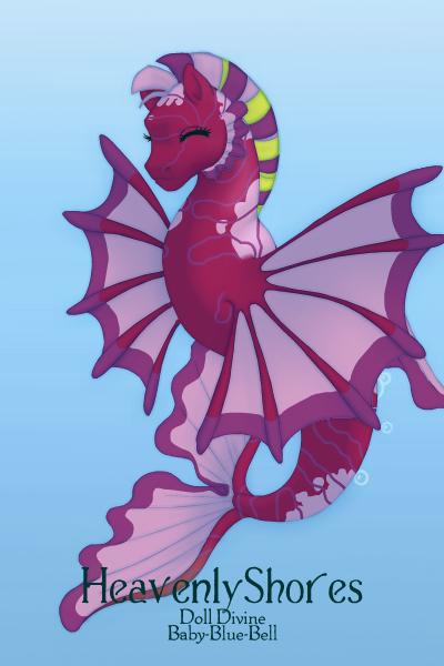 Seahorse 54 by QuestionUnicorn
