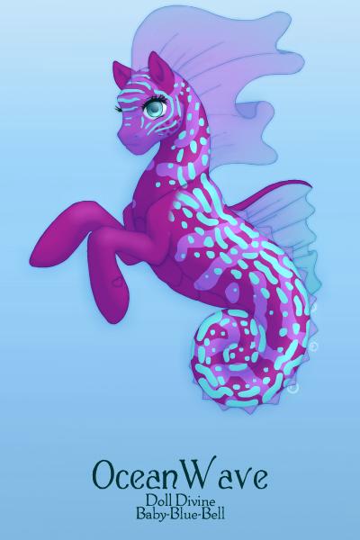 Seahorse 58 by QuestionUnicorn