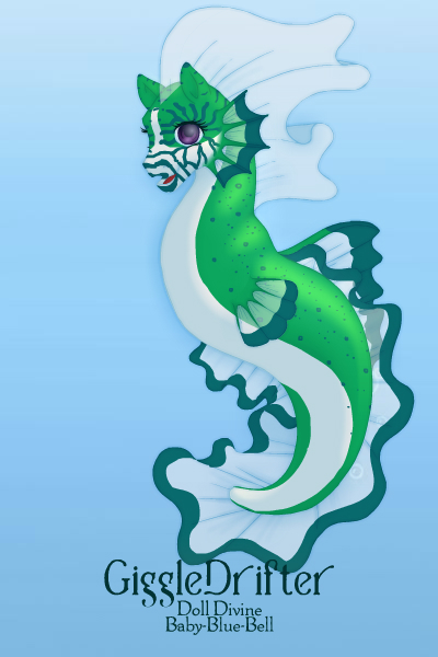 Seahorse 59 by QuestionUnicorn