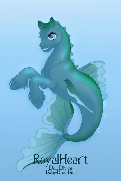 Seahorse 61 by QuestionUnicorn