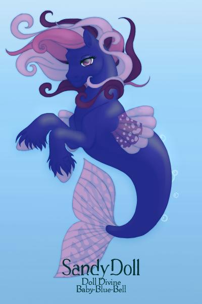 Seahorse 66 by QuestionUnicorn