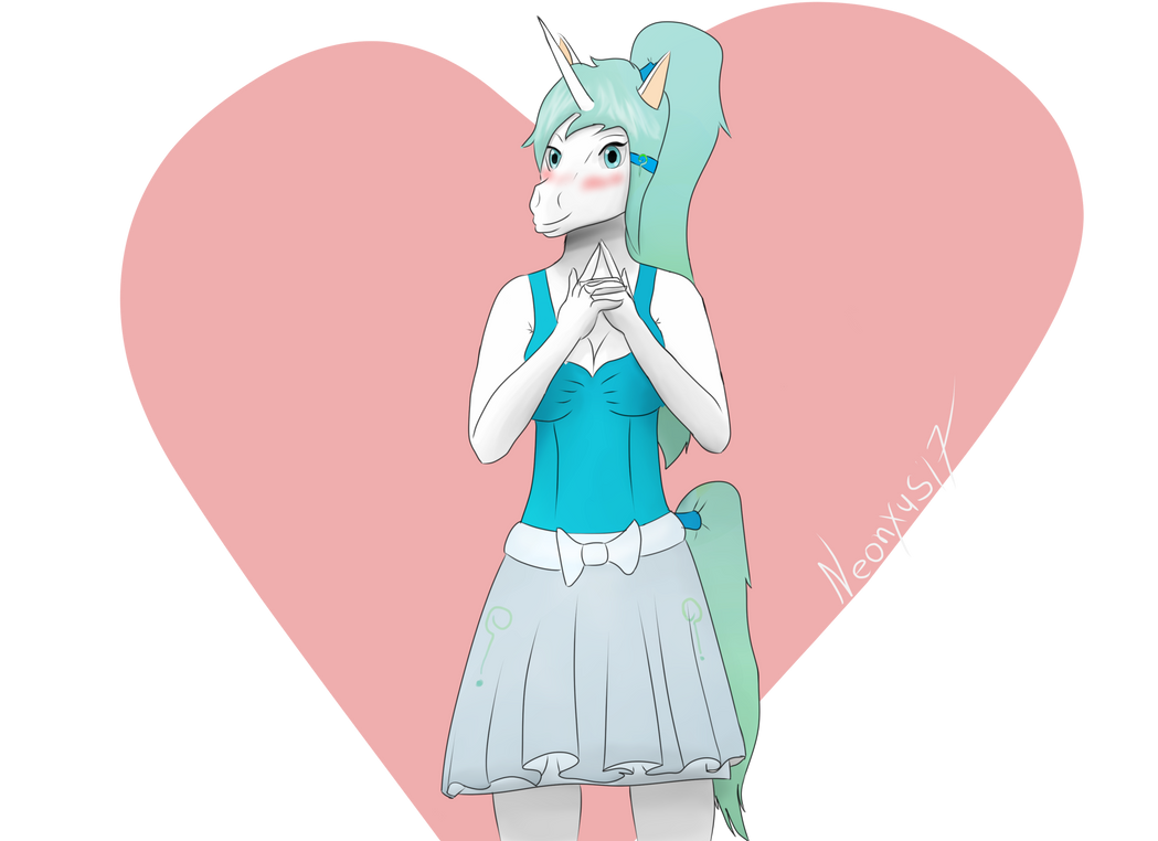 Love, QuestionUnicorn by Neonxus17 by QuestionUnicorn