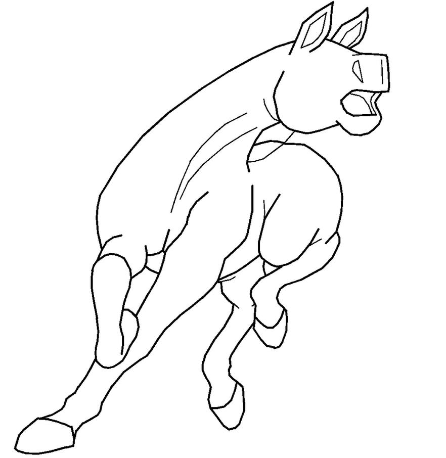 create a horse 2 by purapuss on deviantart