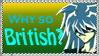 Why so British? Stamp by purapuss