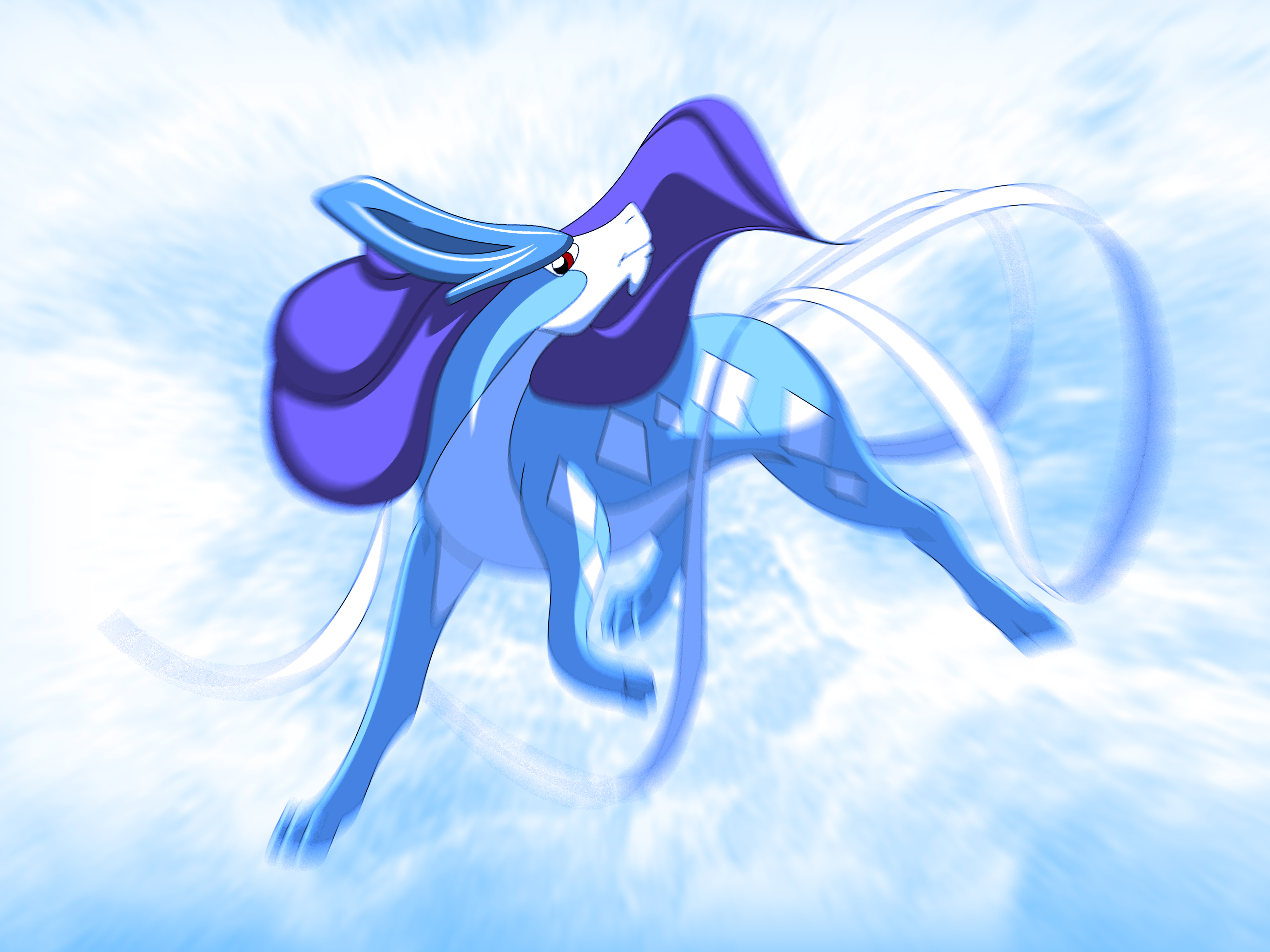 suicune pokemon hd wallpapers - photo #18