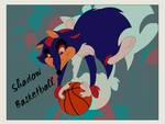 Shadow Basketball Poster