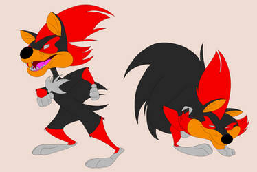 Shadow's new design March 2019 by purapuss