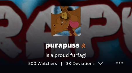 Thanks Everyone - 500 Watchers