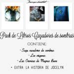 Pack de Libros: Cazadores de Sombras-Cassandra C.