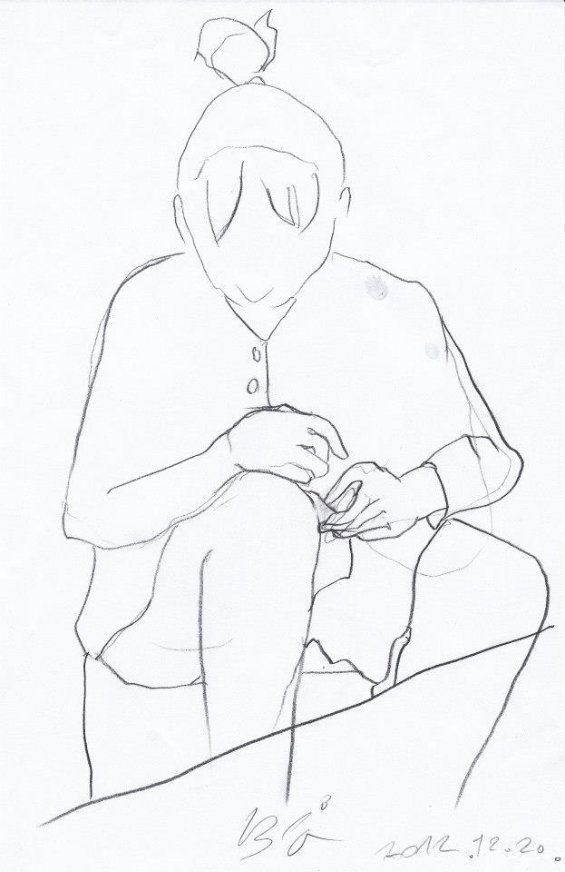 Sketches by Neliel96