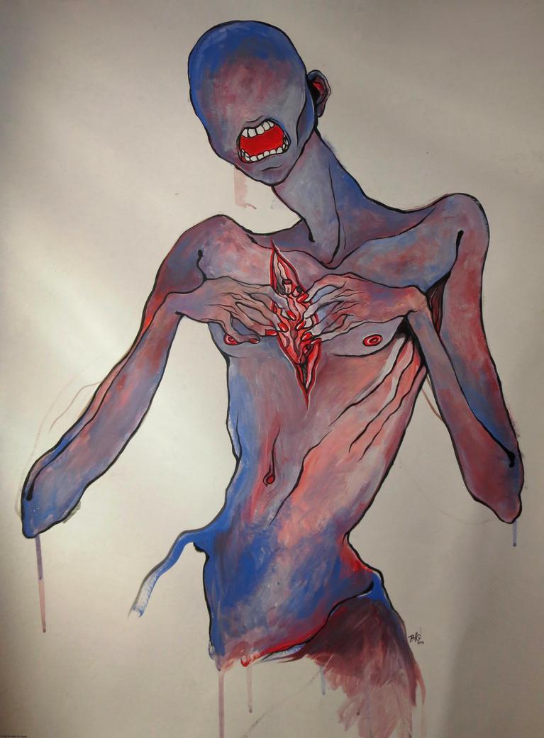 Anatomy of Distortion by Neliel96