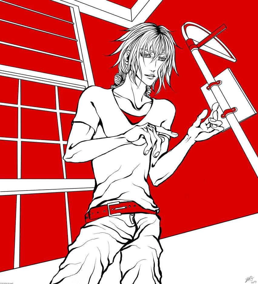 Akira by Neliel96