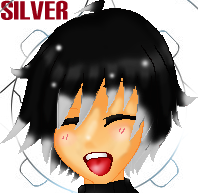 Silver Holy Art by Imalune