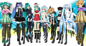 A Very Vocaloid Christmas