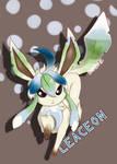 Pokemon Fusion: Leaceon