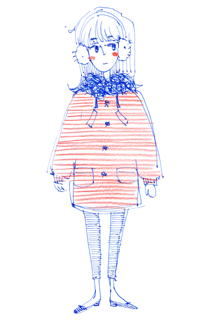 en hiver by mogusq