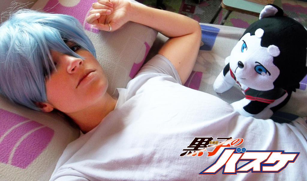 Kuroko Tetsuya KnB Wake Up in the morning by NevanRhaegar