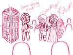 Spoilers: Dat doctor and my feels...