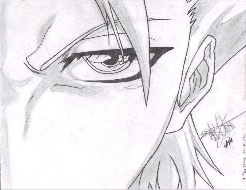 Captain Hitsugaya by ashy-smashy