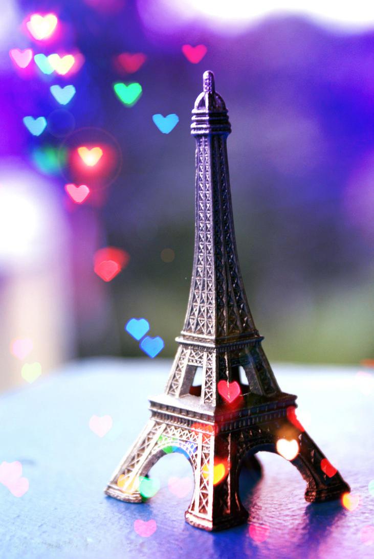 Eiffel Tower By BantiKutZ