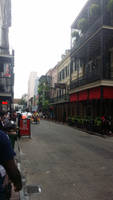 New Orleans streets